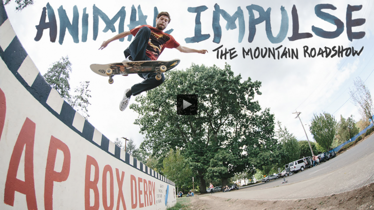 "12645The Mountain Roadshow ""Animal Impulse"" 