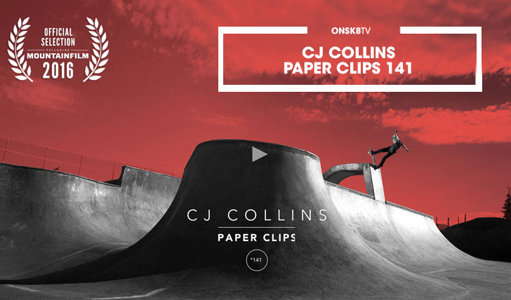 12537CJ COLLINS|PAPER CLIPS 141||2:53