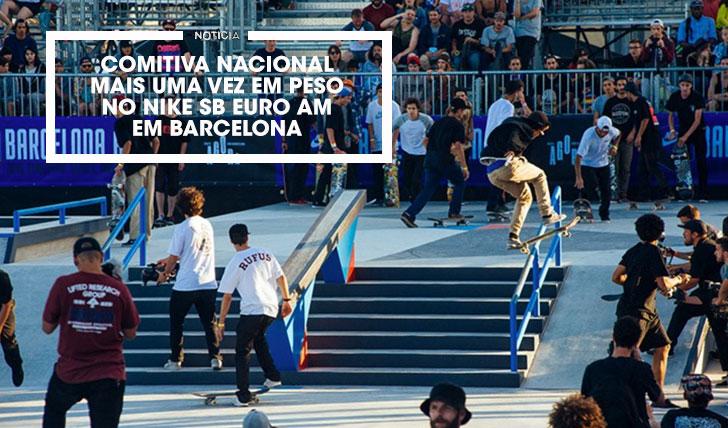 12628Skaters nacionais marcam presença na 1ª etapa do NIKE SB Euro AM em Barcelona