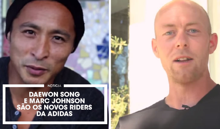 12552Daewon Song e Marc Johnson na ADIDAS