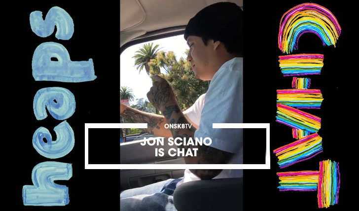 12526JON SCIANO IS CHAT||3:04