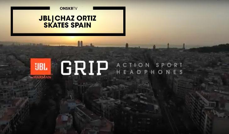 12804JBL|Chaz Ortiz Skates Spain||8:02