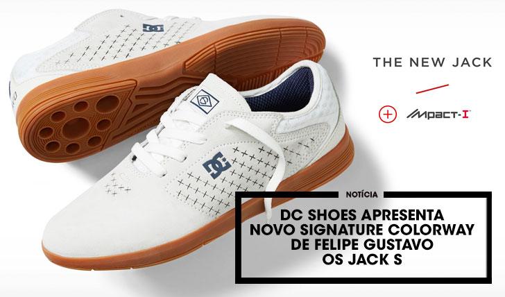 12820DC SHOES|Felipe Gustavo e os novos Jack S