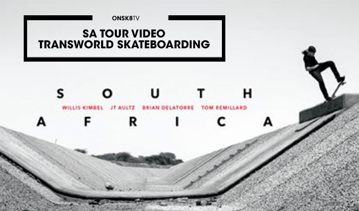 12904SA TOUR VIDEO | TransWorld SKATEboarding||6:44