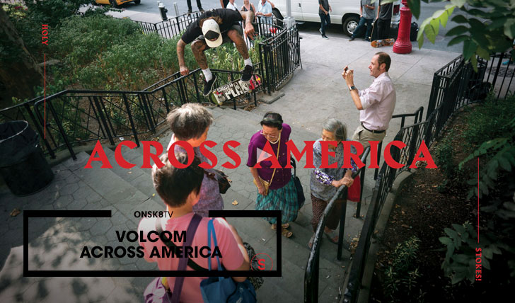12811VOLCOM|ACROSS AMERICA||3:11