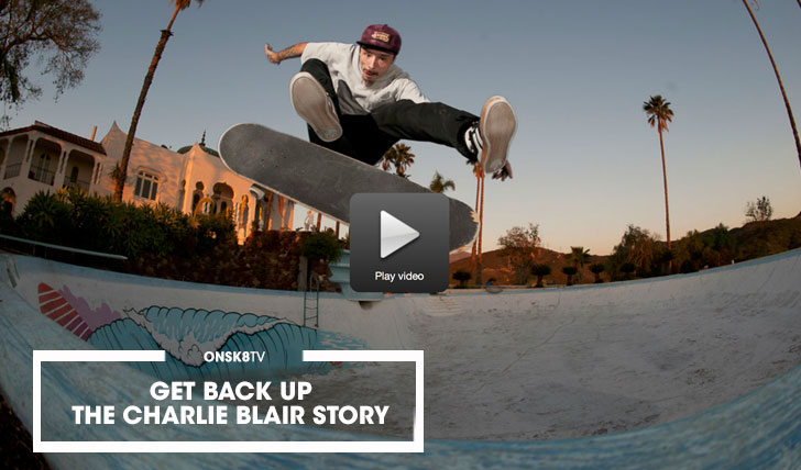 "13184""Get Back Up"" The Charlie Blair Story