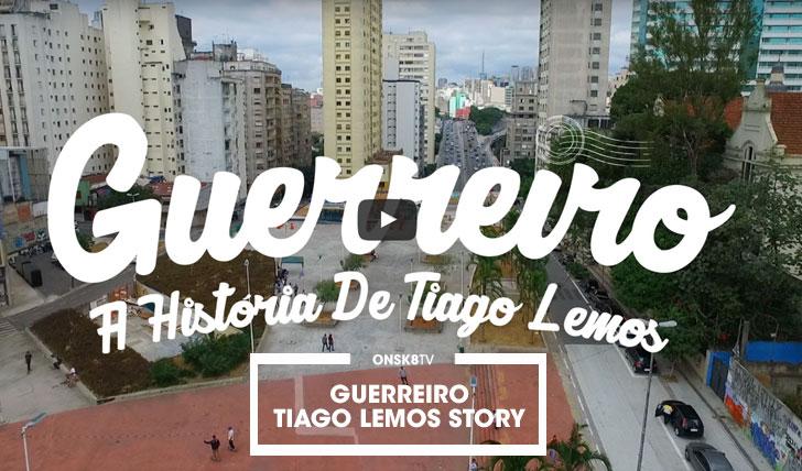 13240Guerreiro: The Tiago Lemos Story||15:16