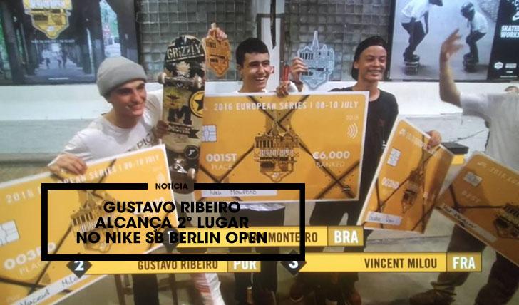 13041Gustavo Ribeiro em 2º lugar no NIKE SB Berlin Open