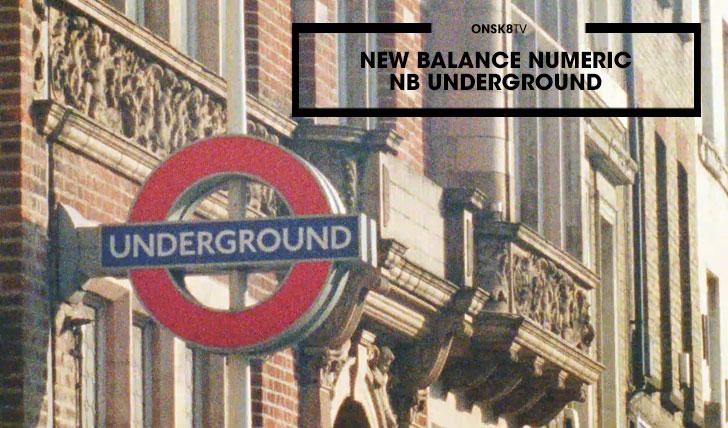 12961New Balance Numeric: NB Underground||5:24