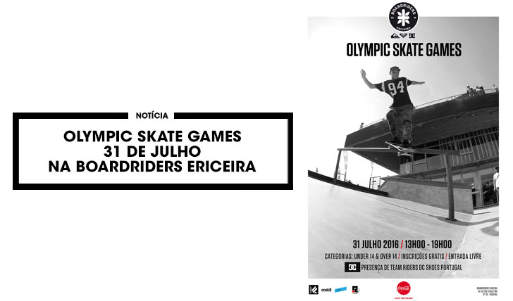 13192Olympic Skate Games na Boardriders Ericeira|31 de Julho