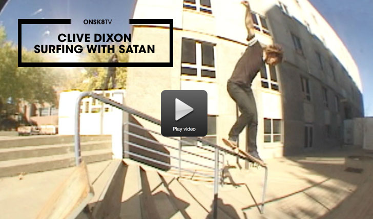 "13425Clive Dixon ""Surfing with Satan""