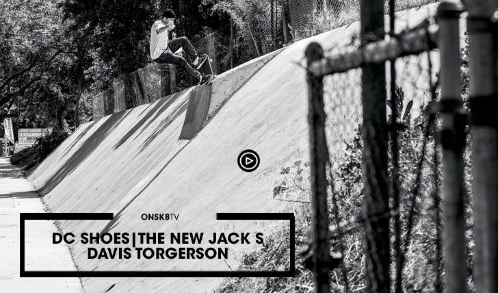 "13274DC SHOES Davis Torgerson ""New Jack S""