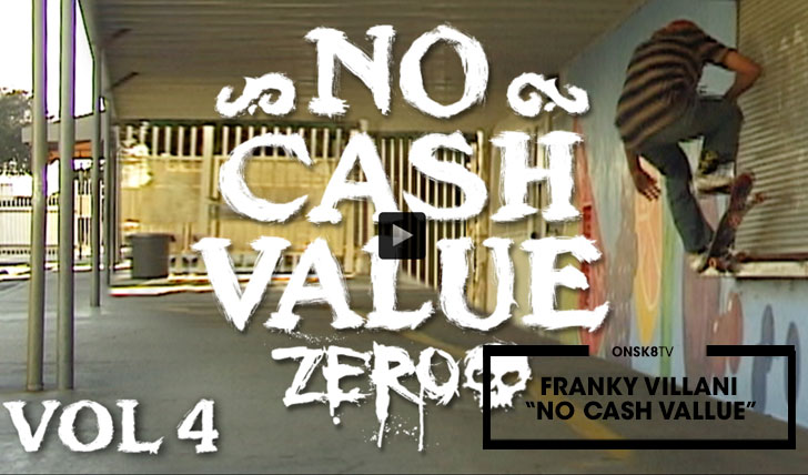 "13301Franky Villani'""No Cash Value""