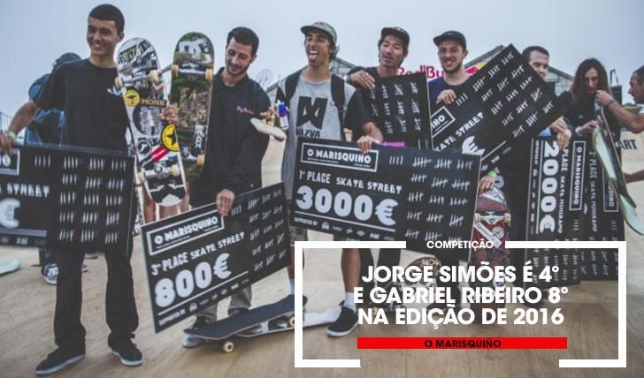 13389Jorge Simões 4ª e Gabriel Ribeiro 8º na edição de 2016 do Marisquiño