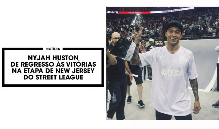 13446Nyjah Huston de regresso às vitórias no Street League