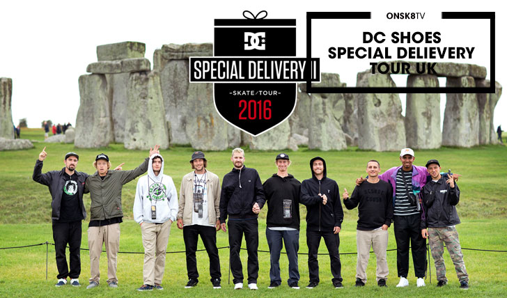 13635DC Shoes Europe|Special Delivery Tour 2016|UK||5:18