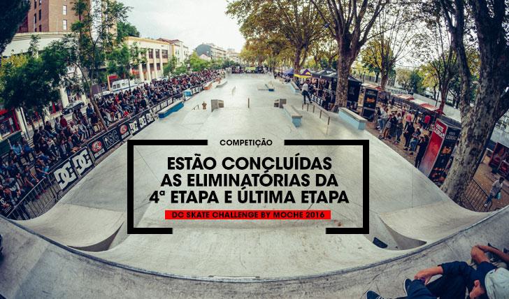 13742DC Skate Challenge by MOCHE|Resumo do 1º dia de competição em Leira