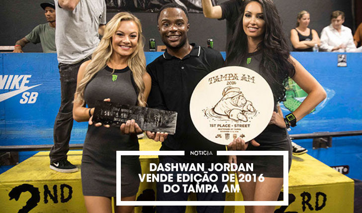 13946Dashawn Jordam é o grande vencedor do Tampa AM