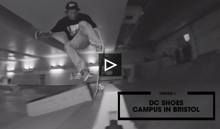 13913DC SHOES|CAMPUS IN BRISTOL