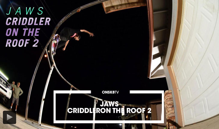 "13985Aaron Homoki'""Criddler On The Roof 2″