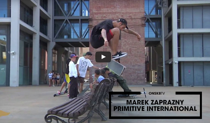 13968Marek Zaprazny for Primitive Skateboards||3:44