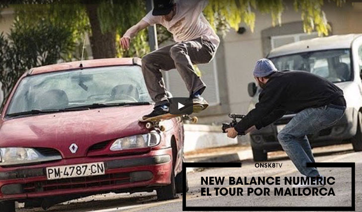 14065New Balance Numeric: El Tour por Mallorca||3:26