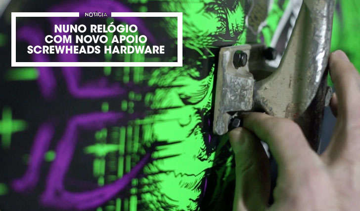 14082Screwheads Hardware | Welcomes Nuno Relógio||1:43