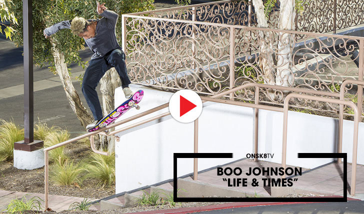 "14110Boo Johnson ""Life & Times""