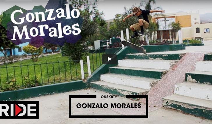14132Gonzalo Morales||1:36