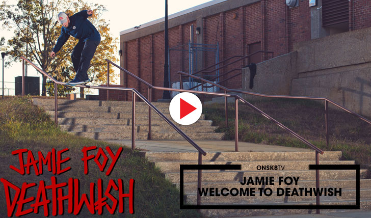 "14141Jamie Foy ""Welcome to Deathwish""