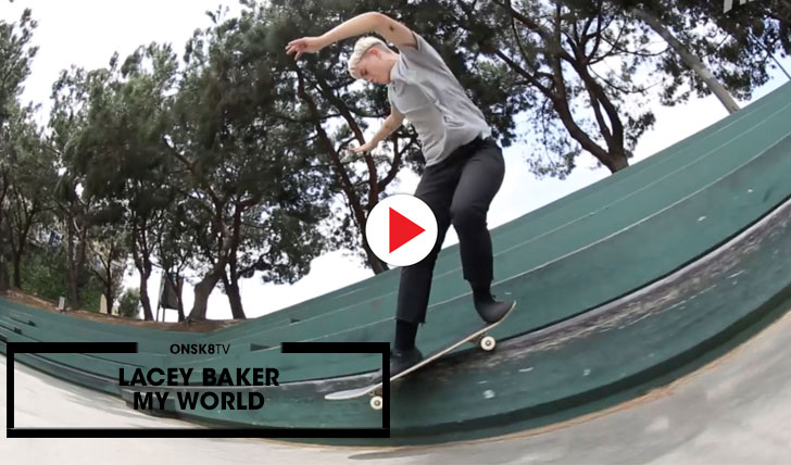 "14174Lacey Baker ""My World""