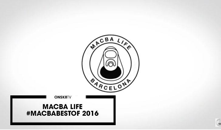 14096Macba Life – #Macbabestof 2016||2:40