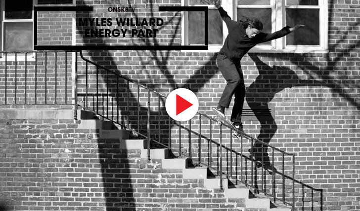 "14177Myles Willard ""Energy"" Part