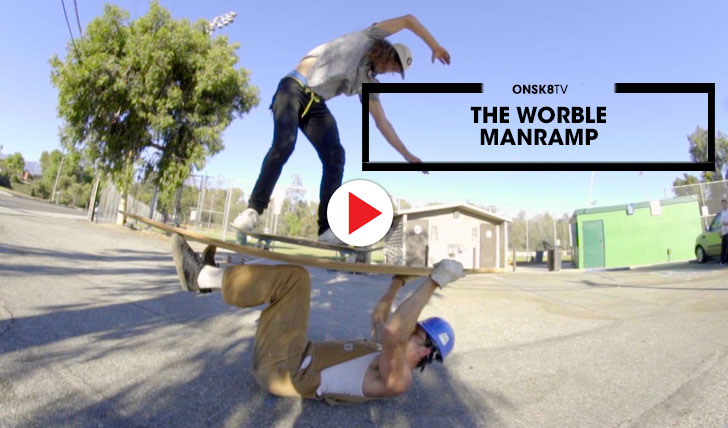 "14188The Worble ""Manramp""