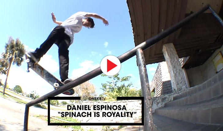 "14278Daniel Espinoza ""Spinach is Royalty""