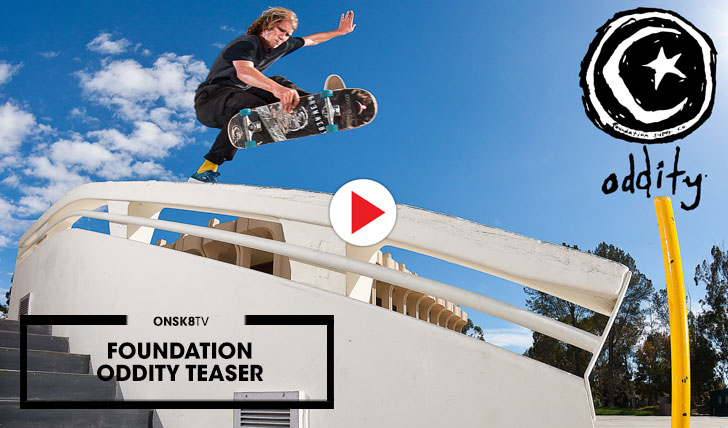 "14292Foundation ""Oddity"" Teaser