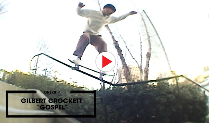 "14289Gilbert Crockett""Gospel""