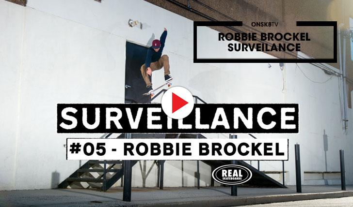 "14226Robbie Brockel ""Surveillance""||3:54"