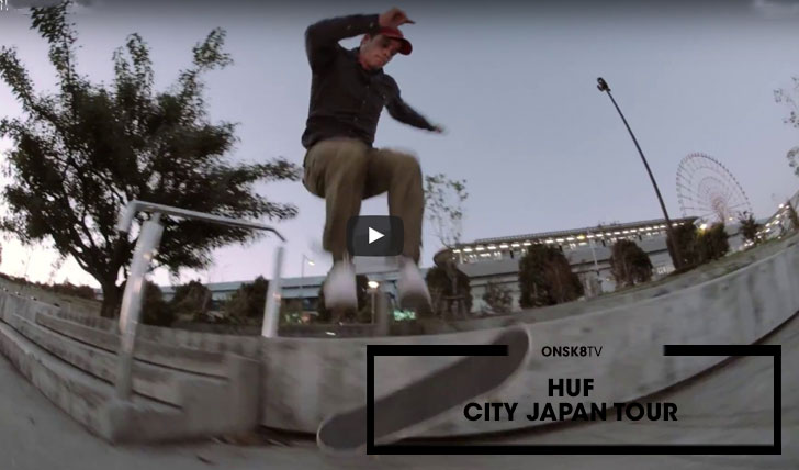 14503HUF CITY JAPAN TOUR||7:09