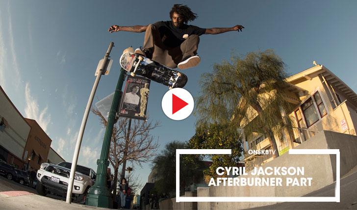"14650Cyril Jackson ""Afterburner""||3:46"