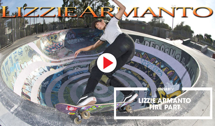 "14656Lizzie Armanto ""Fire"" Part