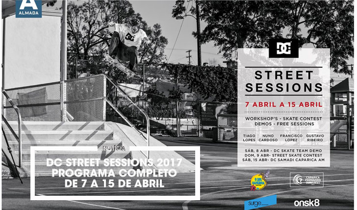 14506Programa completo do DC STREET SESSIONS 2017