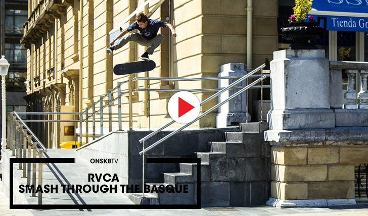 14663RVCA Smash Through The Basque||4:42