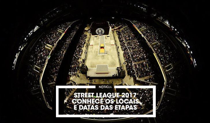 14514Temporada de 2017 do Street League já tem datas e locais marcados