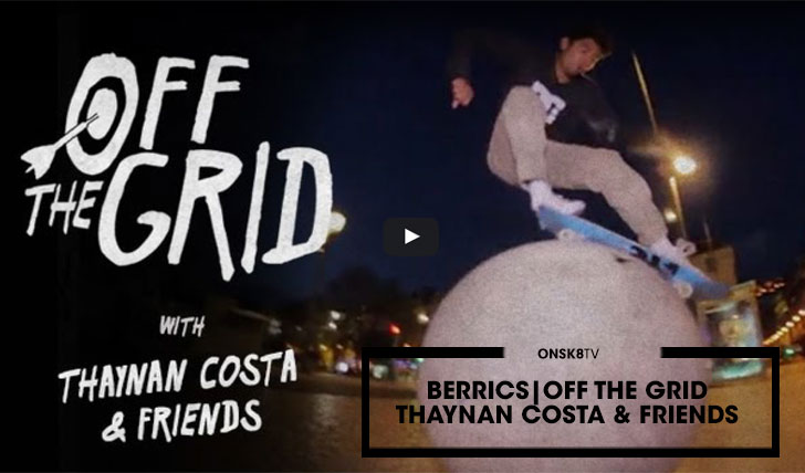 14735Thaynan Costa & Friends|Off The Grid||5:03