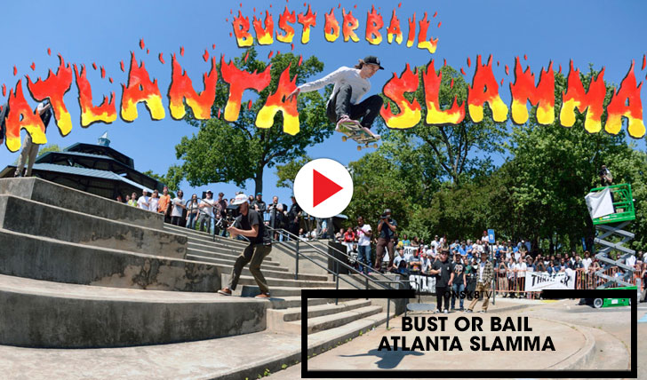 14732Bust or Bail: Atlanta Slamma Video||4:02