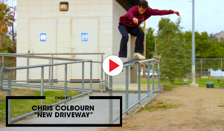 """14676Chris Colbourn """"New Driveway""""