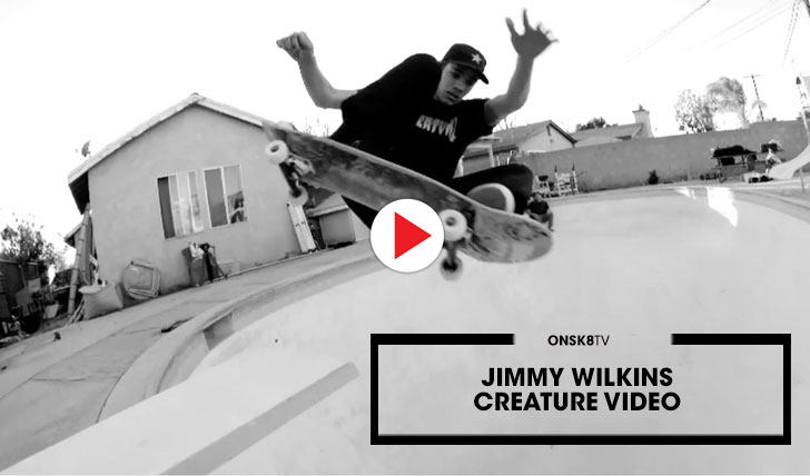 "14750Jimmy Wilkins ""Creature Video""