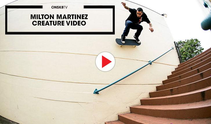 "14753Milton Martinez ""Creature Video""||2:48"