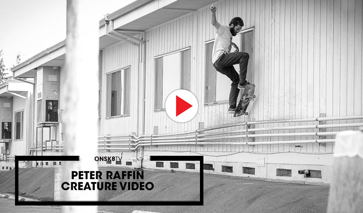 "14742Peter Raffin ""Creature Video""